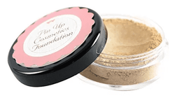 Pin Up Cosmetics - Flawless Fiona Mineral Foundation Fair - Light