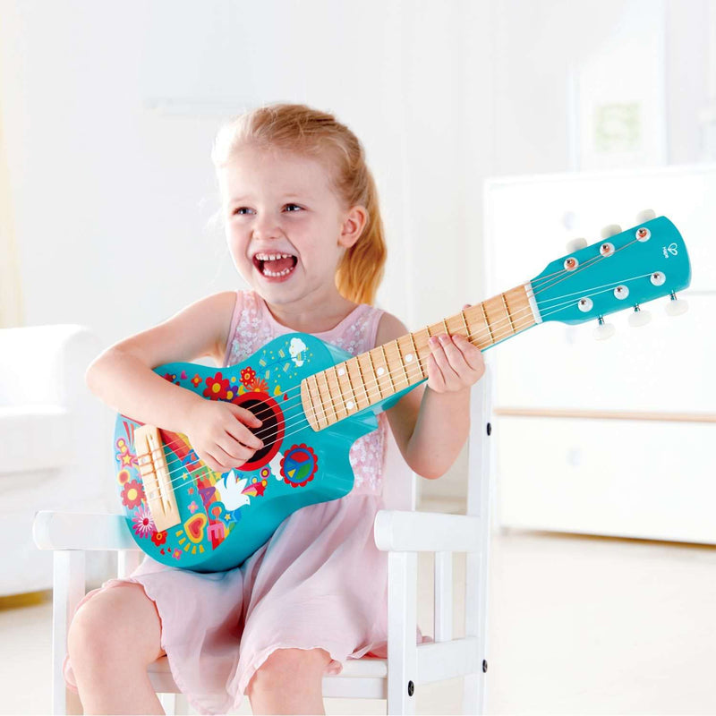 Hape | Flower Power Guitar