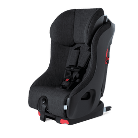 Clek Foonf Convertible Child Seat | Slate in Tailored C-Zero Plus