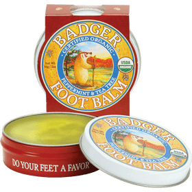 Badger Healthy Body Care ~ Foot Balm