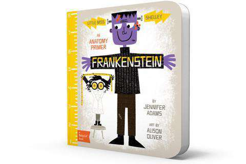 BabyLit Book | Frankenstein