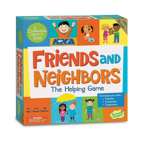 Peaceable Kingdom ~ Friends and Neighbors Cooperative Game for Kids