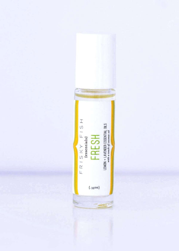 Frisky Fish - Fresh Essential Oil roll-on