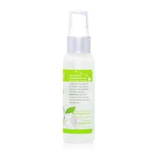 Maui Soap Co. - Gardenia Hawaiian Body Mist - Alcohol-Free & Hydrating