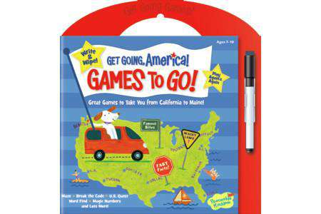 Peaceable Kingdom | Games To Go | Get Going America