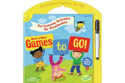 Peaceable Kingdom | Games To Go ~ Preschool Games