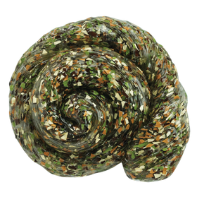 Crazy Aaron's Thinking Putty | Woodland Camo 4