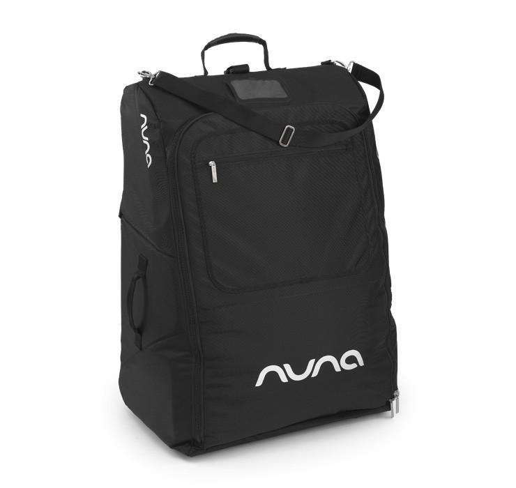 Nuna | Wheeled Transport Bag ~ Black