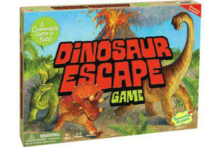 Peaceable Kingdom | Board Games ~ Dinosaur Escape
