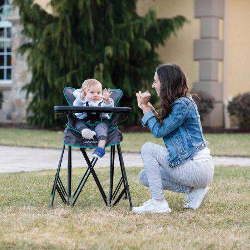 Baby Delight | Go With Me – Uplift – Portable High Chair