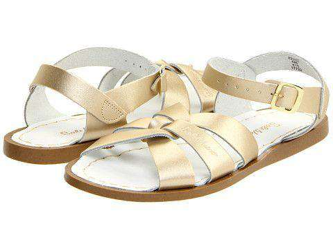 Salt Water Original Sandal | Gold (women's)