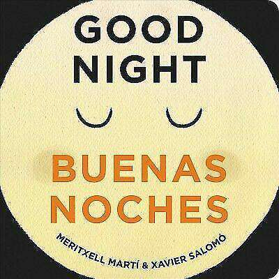 BabyLit Book |  Good Night - Buenas Noches