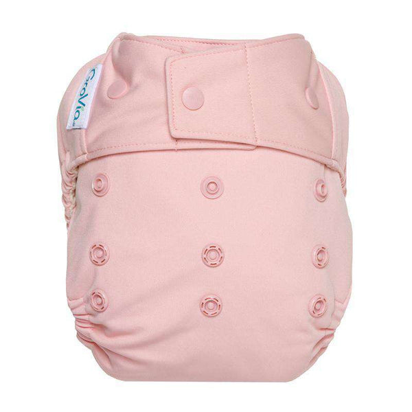 GroVia Diaper Shell Snap - Crane