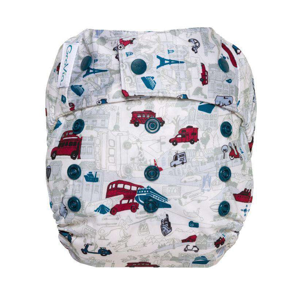 GroVia Diaper Shell Snap - Have Baby Will Travel