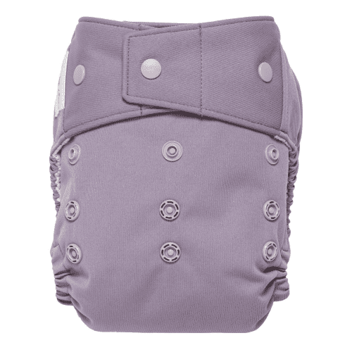 GroVia Diaper Shell Snap - Haze