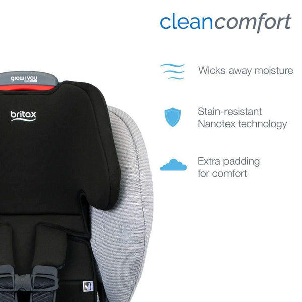 Britax | Grow With You ClickTight ~ Clean Comfort Indy