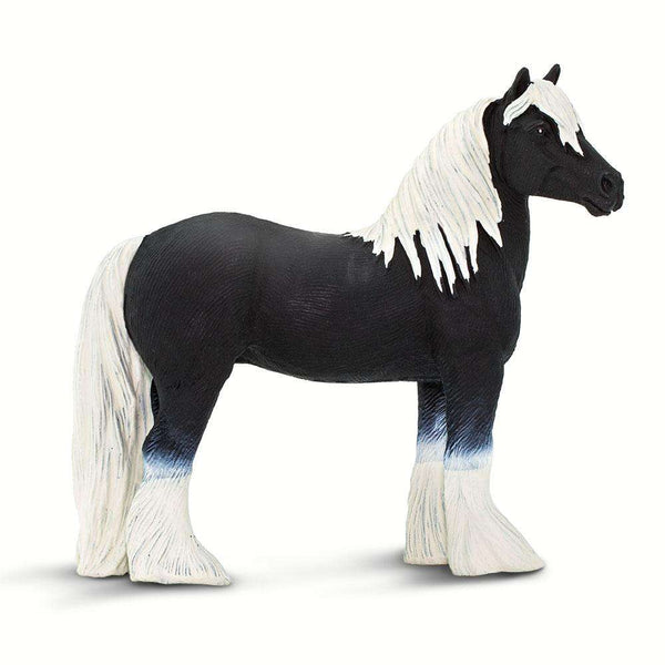Safari LTD | Winner's Circle Horses ~ GYPSY VANNER STALLION