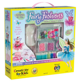 Creativity For Kids | Designed by You Fairy Fashions
