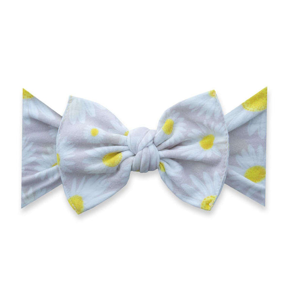 Baby Bling Bows |  Patterned Knot ~ Daisy Mae