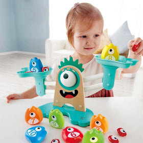 Hape | Monster Math Scale