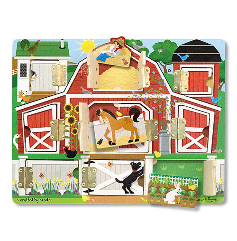 Melissa & Doug | Hide & Seek Farm