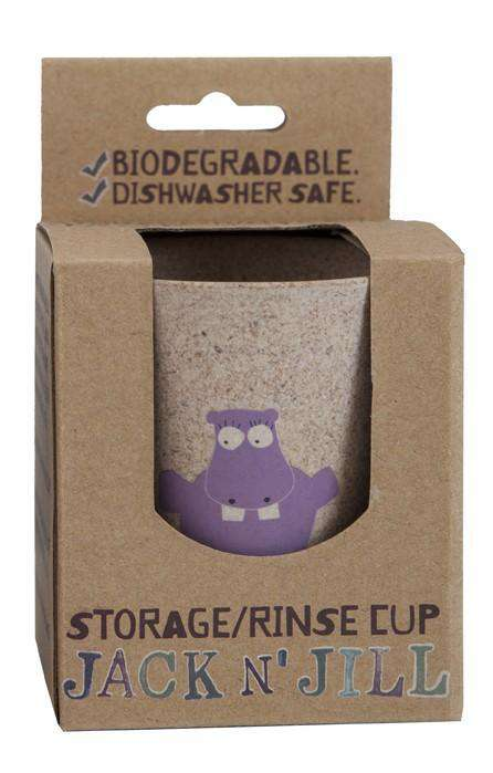 Jack n Jill | Rinse / Storage Cup | Hippo