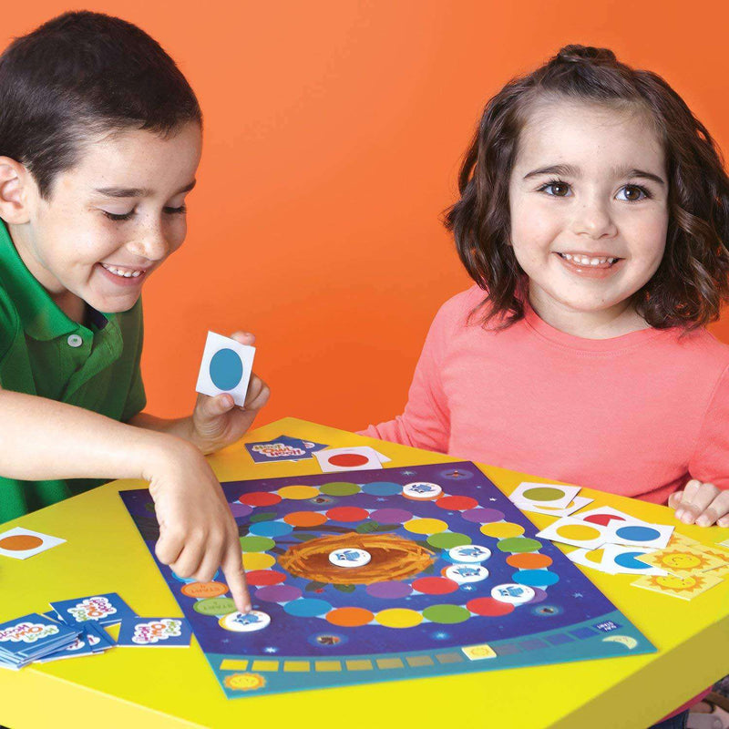 Peaceable Kingdom ~ Hoot Owl Hoot Cooperative Matching Game for Kids
