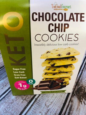 Too Good Gourmet | Keto Cookies ~ Chocolate Chip