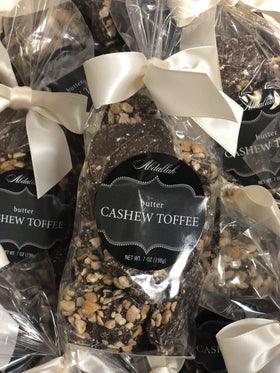 Abdallah Chocolate | Cashew Butter Toffee