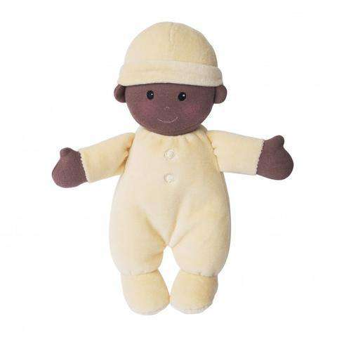 Apple Park Organic My 1st Baby Doll | Cream