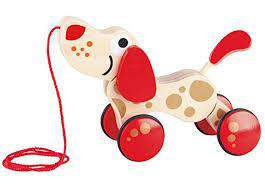 Hape | Walk A Long Puppy 30th Anniversary Edition