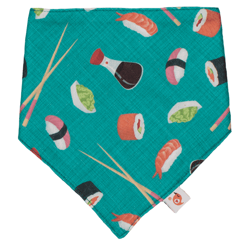Smart Bottoms | Bandana Bib ~ You're My Soy Mate