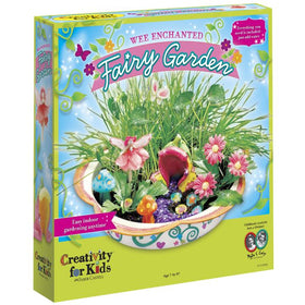 Creativity For Kids | Wee Enchanted Fairy Garden