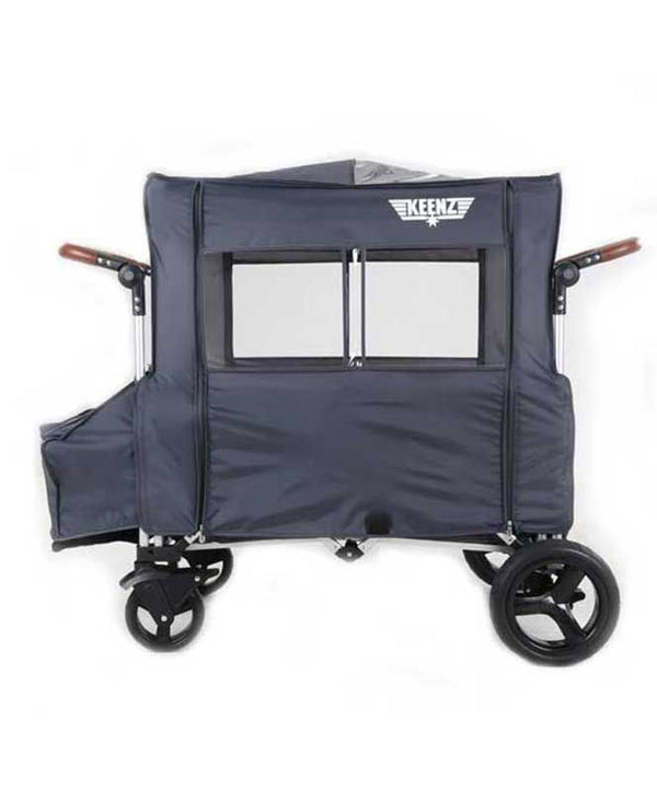 Keenz Stroller Wagon ~ All Weather Cover