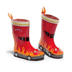 Kidorable Rain boots | Fireman *final sale*