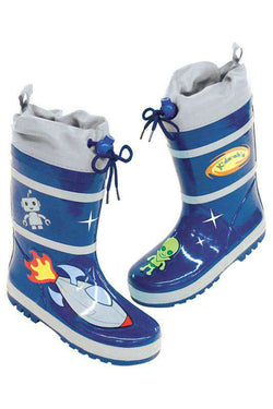 Kidorable Rain boots | Space Hero *final sale*