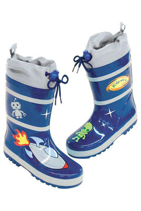 Kidorable Rain boots | Space Hero Children's Size 6