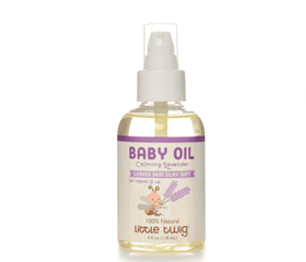 Little Twig - Calming Lavender Baby Oil