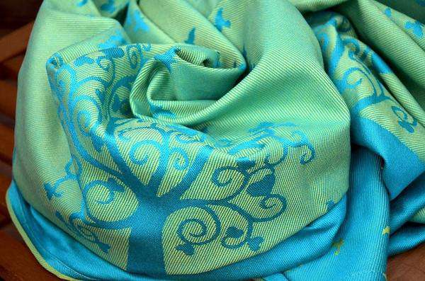 Kokadi Limited Edition Woven Wrap | Leon in Wonderland (6035594817)