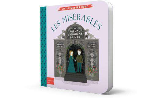 BabyLit Book | Les Miserables