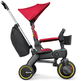 Doona ~ Liki Trike S3  ~ Flame Red