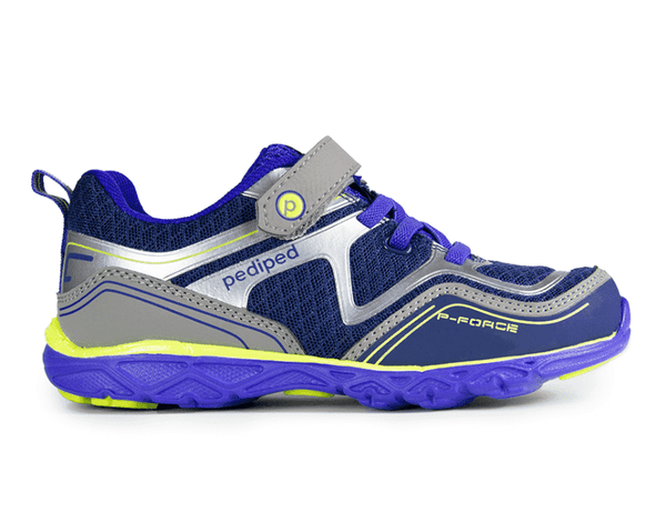 Flex Pediped | Force Navy / Silver