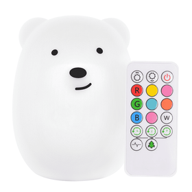 LumiPets Night Lamp Companion ~ Bear