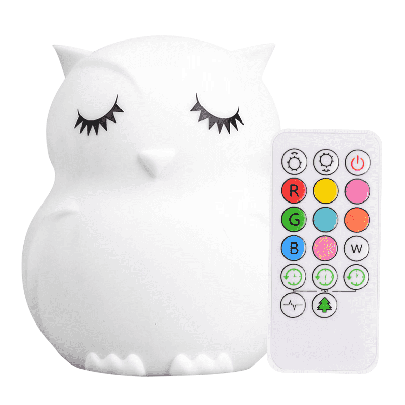 LumiPets Night Lamp Companion ~ Owl
