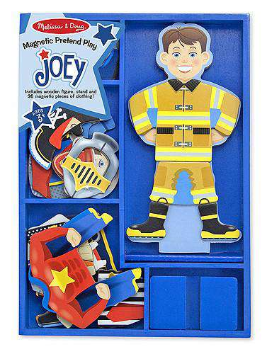 Melissa & Doug | Joey Magnetic Dress Up