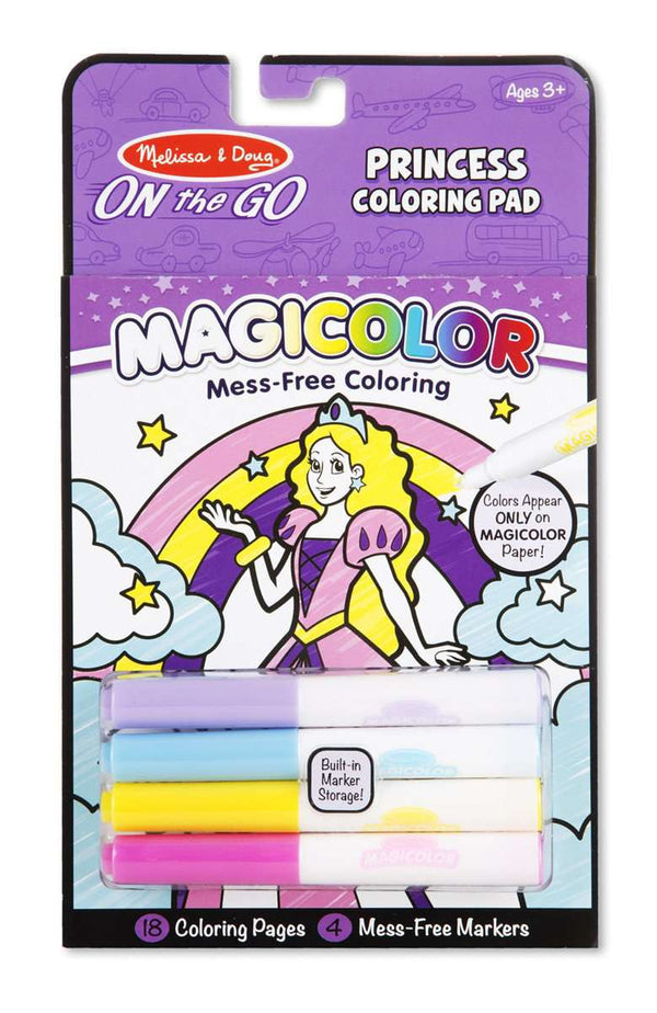 Melissa & Doug | On the Go Magic Color | Princess