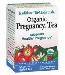 Organic Pregnancy Tea by Traditional Medicinals