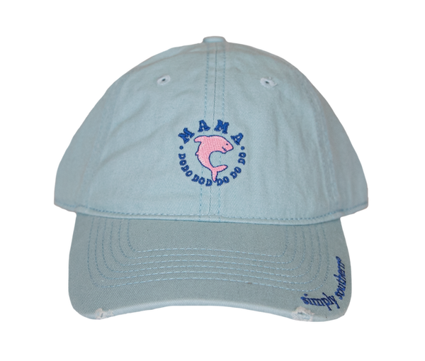 Simply Southern ~ Mama Shark Hat
