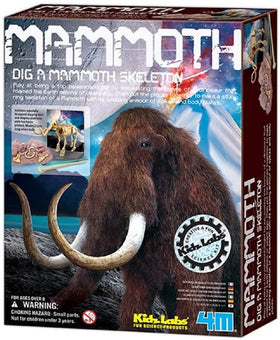 KidzLabs | Dig A Mammoth Skeleton