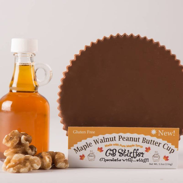 CB Stuffer - Maple Walnut Peanut Butter Cup